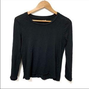 Madewell long sleeve t-shirt
